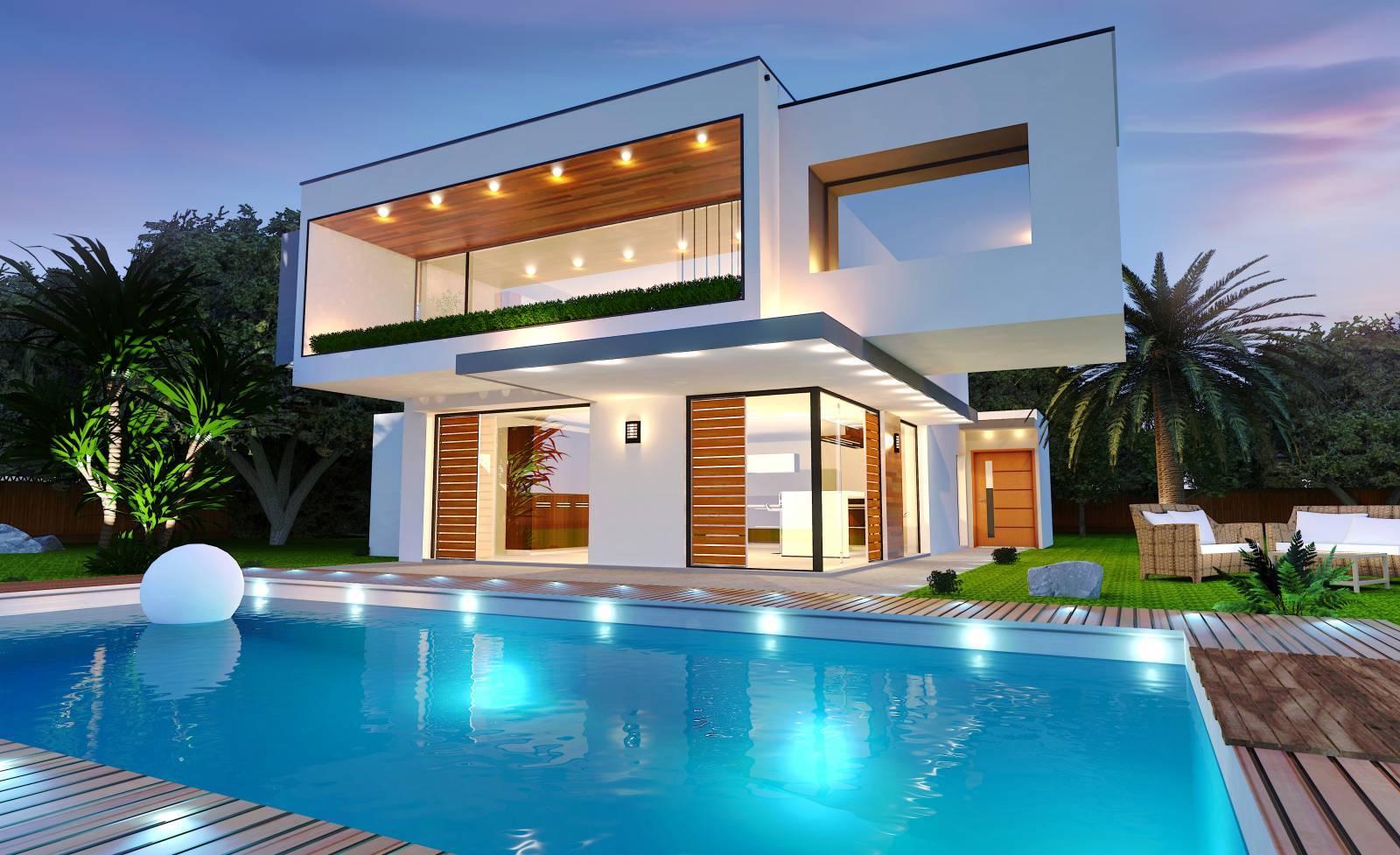 maison design et unique